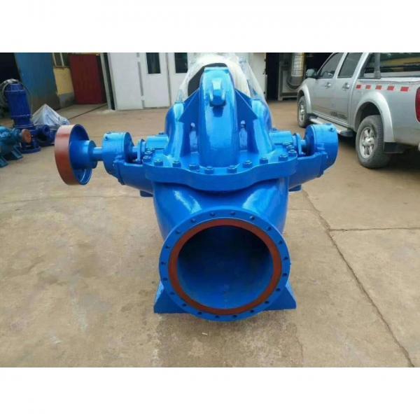 Vickers PV046R1K8T1NMRZ+PVACZ1NS35+D1V Piston Pump PV Series #2 image
